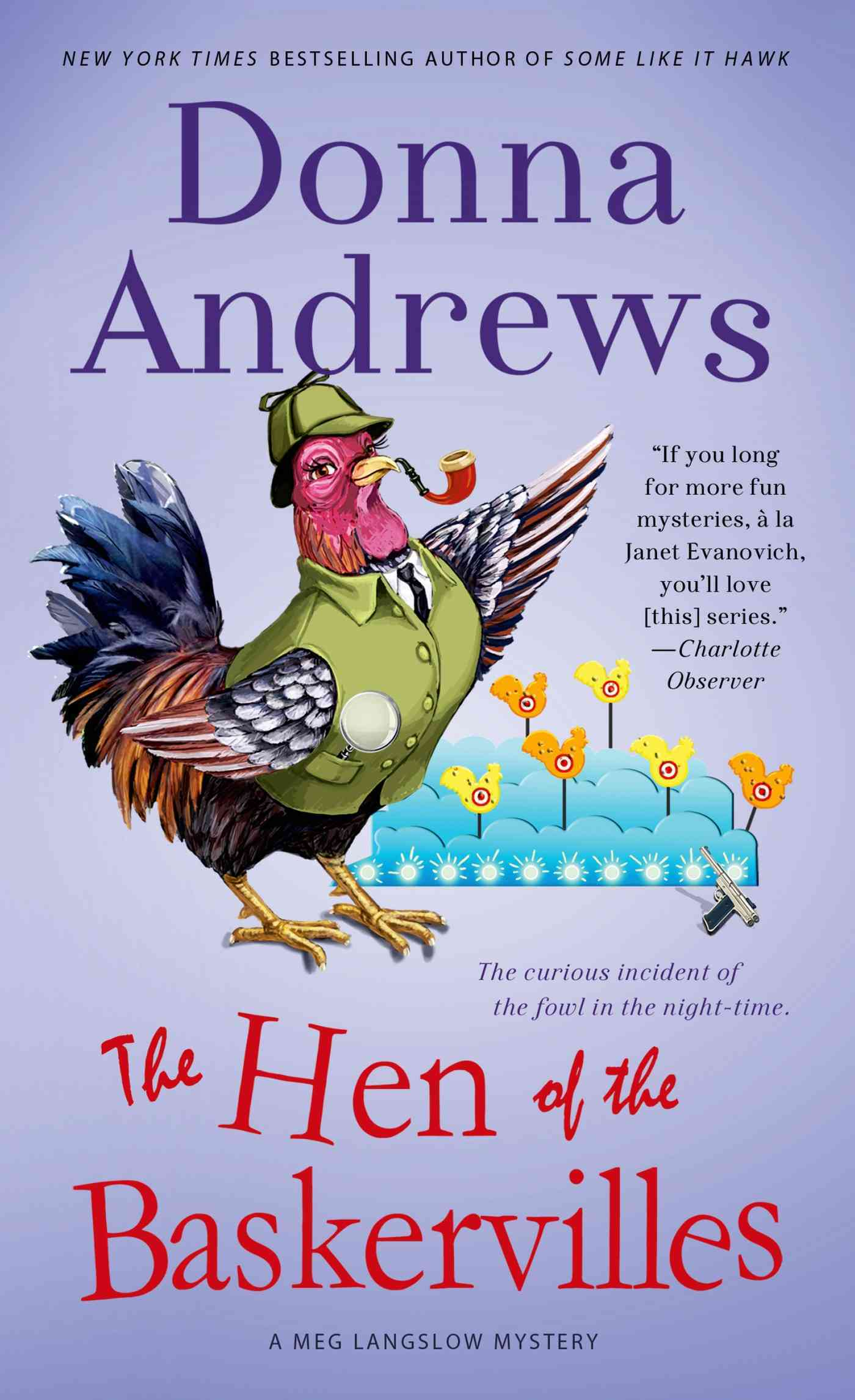 Hen of the Baskervilles By Andrews, Donna